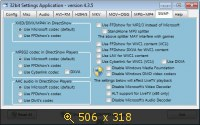 ADVANCED Codecs for Windows 7 and 8 4.3.5 + x64 Components (2013) Русский