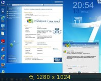 Windows 7 Ultimate Ru x86-x64 SP1 NL3 by OVGorskiy® 12.2013 2 DVD (2013) Русский