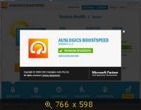 AusLogics BoostSpeed 6.4.1.0 DC (2013) Английский