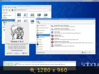 Sabayon Linux 14.01 (x86) 4xDVD, 1xCD (2013) Русский