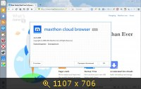 Maxthon Cloud Browser 4.2.1.600 Beta (2013) Русский
