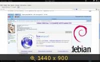 Debian GNU/Linux 7.3.0 (LXDE, KDE, XFCE) [i386,amd64] Ru