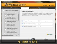 Windows Doctor 2.7.7.0 Final (2014) Русский