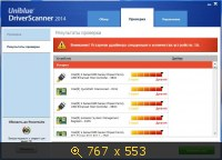 Uniblue DriverScanner 4.0.12.2 (2014) Русский