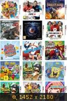Обложки игр Nintendo 3DS с 0076 по 0090 2532001