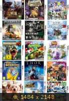Обложки игр Nintendo 3DS с 0121 по 0135 2532464