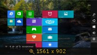 Windows 8.1 (x64) Enterprise & Office2010 UralSOFT v.14.3 (2014) Русский