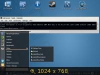 Netrunner 13.12 Enigma II [32bit, 64bit] 2xDVD (2014) Английский
