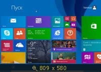 Windows 8.1 Pro (х86) January Software from the Vannza (2014) Русский