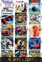 Обложки игр Nintendo 3DS с 0151 по 0165 2558430