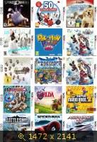 Обложки игр Nintendo 3DS с 0196 по 0210 2558612