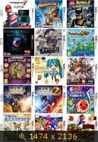 Обложки игр Nintendo 3DS с 0211 по 0225 2558674