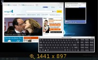Windows 8 Pro VL x86-x64 RU SM 4x1 v2 by Lopatkin (2014) Русский