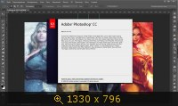 Adobe Photoshop CC 14.2 Final RePack by D!akov (2014) Русский