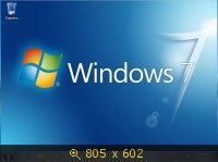 Windows 7 Ultimate (x86) SP1 6.1.7601 Elgujakviso Edition (2014) Русский