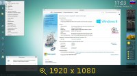 Windows 8.1 Enterprise 32bit-64bit by Matros v.02 MaxPlus (2014) Русский