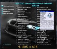 WPI DVD v.10.02.2014 By Andreyonohov & Leha342 (2014) Русский