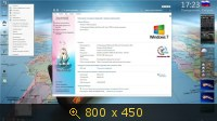 Windows 7 SP1 Ultimate Edition x86/x64 from Matros 14 (2014) Русский