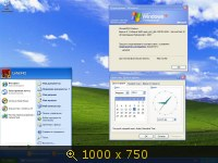 Windows XP Pro x86 SP3 Integrated February 2014 By Maherz (2014)