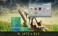 Windows 7 x64 Ultimate Lite UralSOFT v.2.3.14 (2014) Русский
