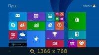 Windows 8.1 Pro x64 Elgujakviso Edition v20.02.14 (2014) Русский