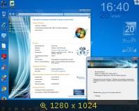 Windows 7 Ultimate (x64) Ru SP1 7DB by OVGorskiy� (02.2014) �������