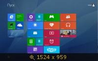 Windows 8.1 Enterprise (x86) UralSOFT v.14.13 (2014) Русский