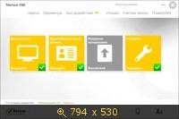 Norton 360 21.1.1.7 Antivirus (2014) Русский