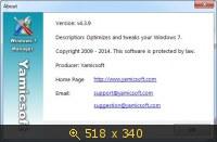 Windows 7 Manager 4.3.9.2 (2014) Английский