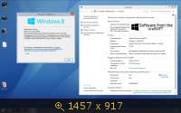 Windows 8.1 x64 Enterprise UralSOFT v.14.14 (2014) Русский