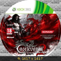 Castlevania: Lords of Shadow 2 (Обложки) 2669830
