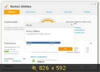 Symantec Norton Utilities 16.0.2.14 Final (2014) Английский