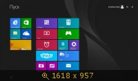 Windows 8.1 x86-x64 Enterprise Sping BeaStyle 1.1 (2014) Русский