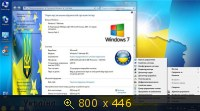 Windows 7 Ultimate SP1 x86-x64 v.06.03/v.11.03 by DDGroup (2014) Украинский