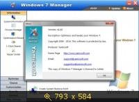Windows 7 Manager 4.4.0 (2014) Английский