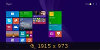 Windows 8.1 Professional x64 by Aleks v.15.03.14 (2014) Русский