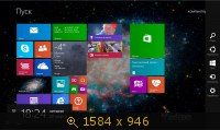 Windows 8.1 x86 Pro 2014 BeaStyle v.1.3 (2014) Русский