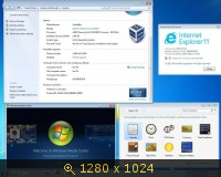 Windows 7 Ultimate x86-x64 SP1 6in2 IE11 March (2014) Русский