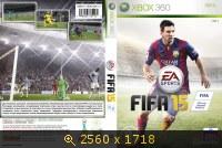 FIFA 15 (обложка). 3038749