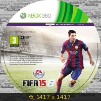 FIFA 15 (обложка). 3038750