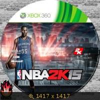 NBA 2K15 (обложка) 3065307