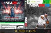 NBA 2K15 (обложка) 3071194